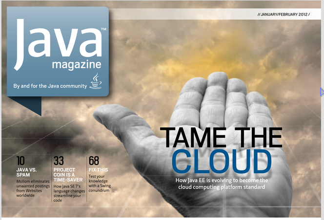 Oracle Java Magazine Pdf